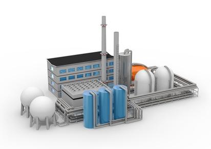 Fabrik / Industrie